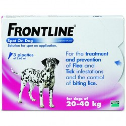 Frontline Spot On Perros de 20-40 Kg