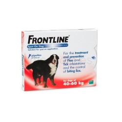 Frontline Spot On Perros de 40-60 Kg