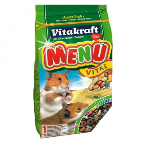 Vitakraft Hámsters Menu 400 Gr