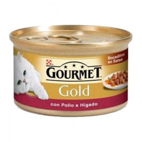 Friskies Gourmet Gold Bocaditos en salsa