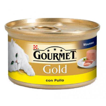 Friskies Gourmet Gold Mousse Pollo 85g