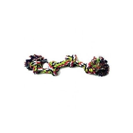 Mordedor cuerda 4 nudos 60cm