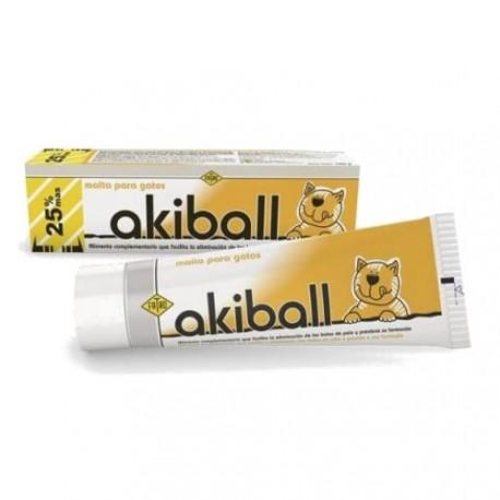 Malta Para gatos Akiball 100grs