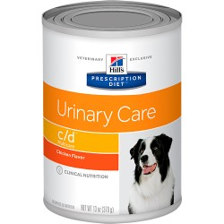 Hill's Prescription Diet Canine c/d Humeda 370gr