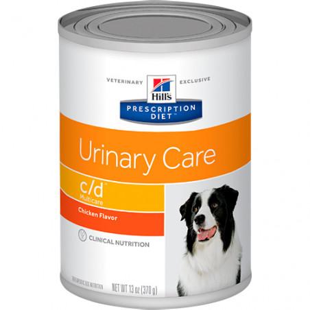Hill's Prescription Diet Canine c/d Humeda 370gr