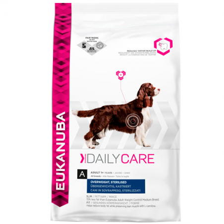 Eukanuba Daily Care Overweigth Sterilized