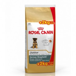 Royal Canin Pastor Aleman Junior 12kg + 2 gratis
