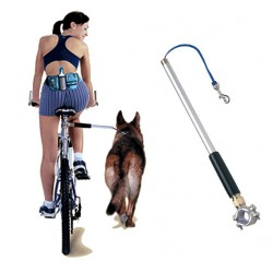 .Walkydog Plus Paseo en Bicicleta