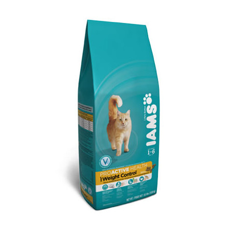 Iams Adult Light - Alimento Para Gatos Obesos