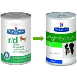 Hill's Prescription Diet Canine r/d Lata