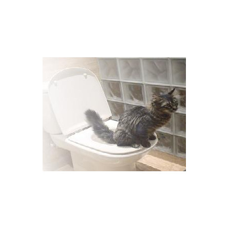 Kit Servicat Educa a su gato a usar el W.C