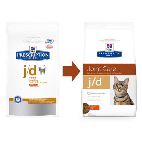 Prescription Diet Feline J/D 2kg