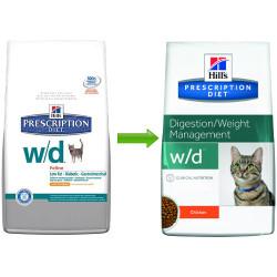 Prescription Diet Feline w/d