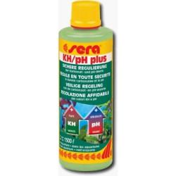 SERA KH/pH-plus permite regular la dureza de carbonatos
