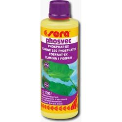SERA phosvec Para ligar el fosfato en el agua de acuario instant
