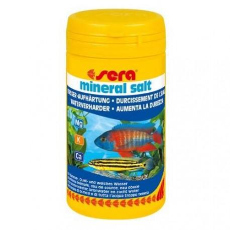 SERA mineral salt Para enriquecer el agua pobre en minerales