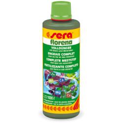 SERA florena Abono con hierro, minerales Para plantas de acuario