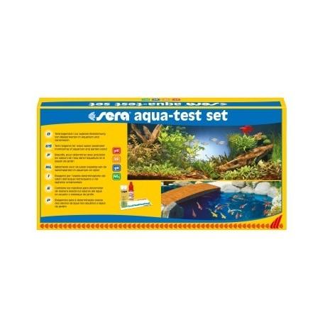 SERA aqua-test para el agua dulce y salada