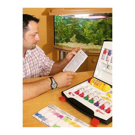 SERA aqua-test box marin test acuarios de agua marina