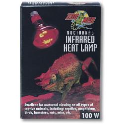 Lámpara infraroja Fuente de Calor