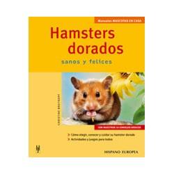 HAMSTER DORADOS. Sanos y felices