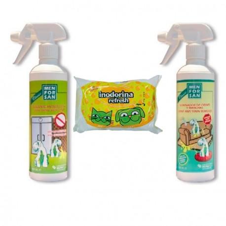 Pack Ahorro Toallitas Citronella + Higiene Hogar