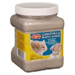 Polvo Para Baño Chinchillas 800Grs