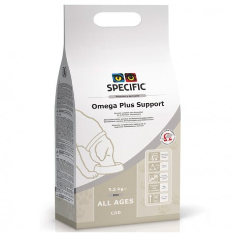Specific Omega Plus Support CΩD