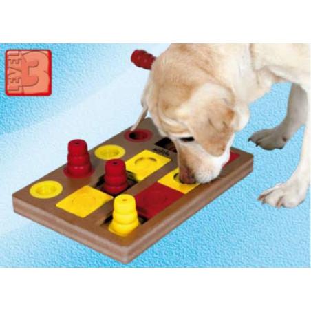 Juguete Perros Inteligente Ajedrez Nivel 3