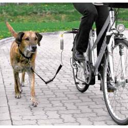 Extensión bicicletas con muelle
