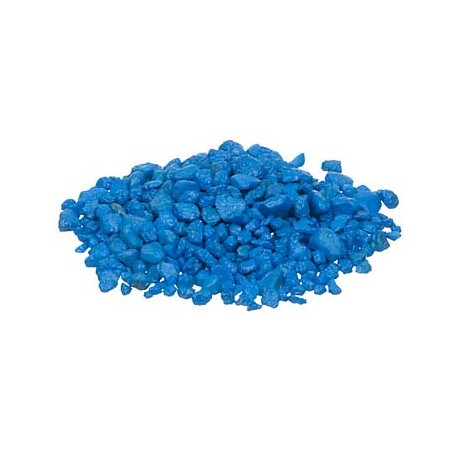 Grava Decorativa Acuario Azul