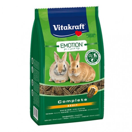 Vitakraft Emotion Long Hair Conejos