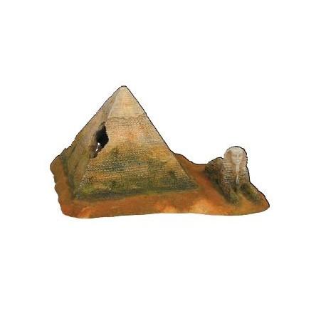 Piramide Egipcia Decoración de Acuarios