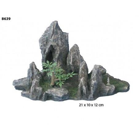 Roca Cueva Pequeña Decoración de Terrarios 8639