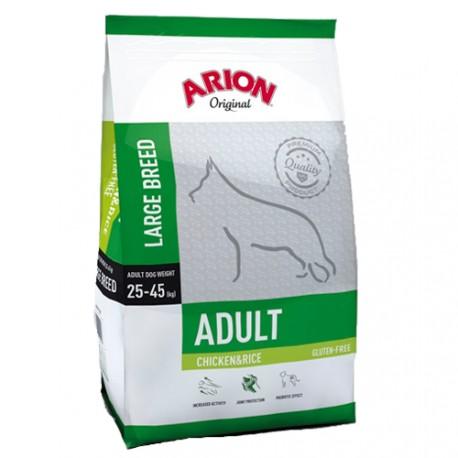 Arion Original Adult Razas Grandes Pollo y Arroz