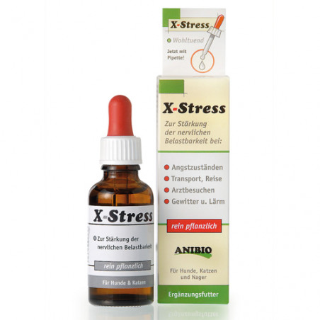 X-Stress Calmante Natural 30ml