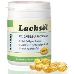 Cápsulas Aceite de Salmón Omega-3 Anibio