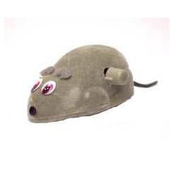 Juguete Ratón Mecánico Para Gatos