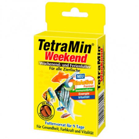 Tetramin Weekend Alimento Fines de Semana
