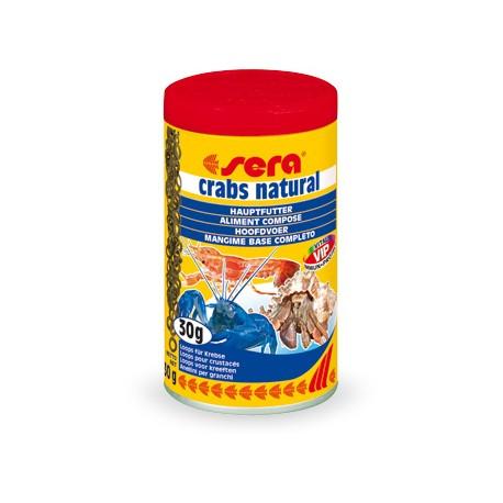 SERA Crabs Natural Alimento Para Cangrejos y Gambas