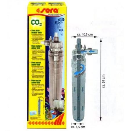 SERA flore reactores activos de CO2 - 1000 Litros