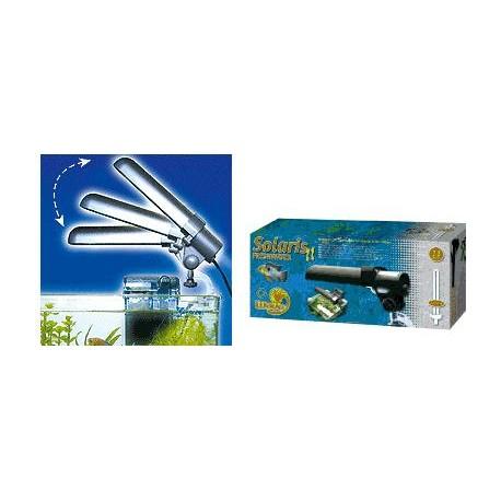 Pantalla + Lámpara Solaris Agua Dulce