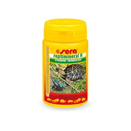 SERA Reptimineral H Calcio, Fosfatos, Aminoacidos y Oligoelement