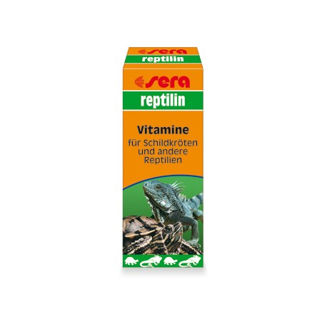 SERA reptilin vitaminas A + D
