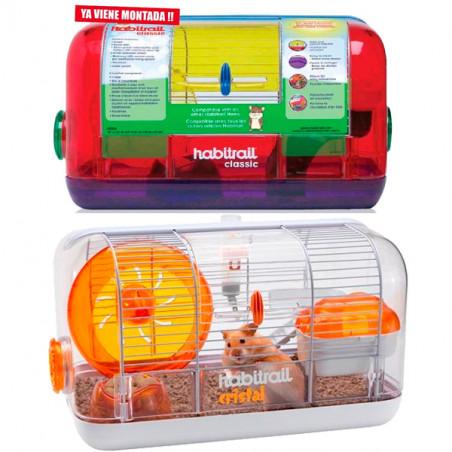 Habitrail jaula completa para hamsters