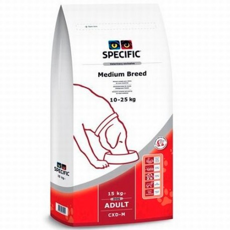 Specific CXD-M Adult Medium Breed (10-25 Kg) 14 kg