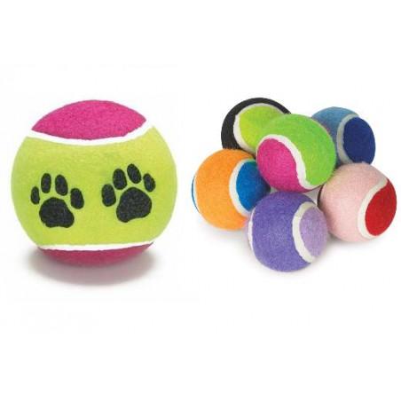 Pelota Tenis Pack De 2 bolas Para Perros