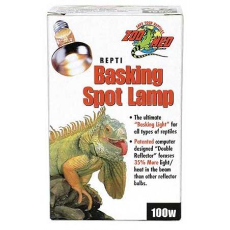 Lámpara Para luz y calor Basking Spot de Zoo Med