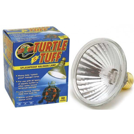 Lámpara Turtle Tuff Halógeno Zoomed