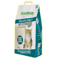Cat-litter Papel 100% Reciclado